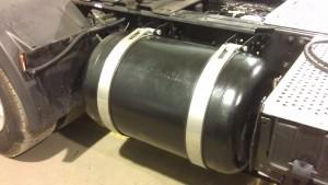 Nádrž LPG 250L