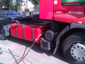Duální tankování NM+LPG