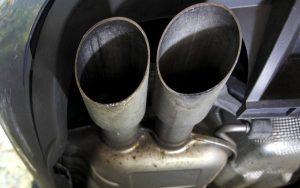 Kouřící diesely s nefunkčními filtry DPF