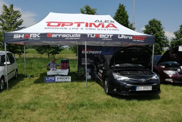LPGPROFI na Rally a Helicopter Show 2018