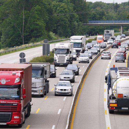 Placení mýta na německých dálnicích v roce 2019