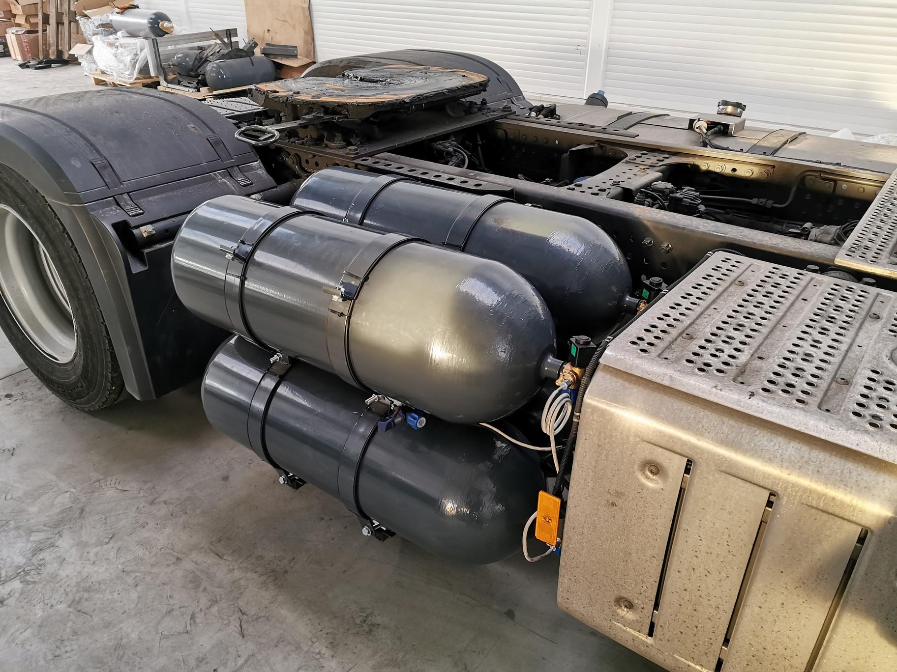 Diesel CNG montáž zkušenými profesionály je garancí spolehlivého provozu a jisté úspory
